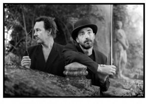 foto 2 Derek & Renaud door Koen Degroote