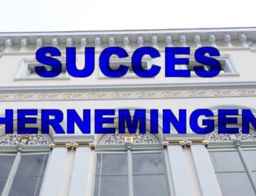 succesherneming