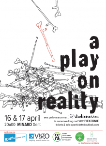 affiche A Play On Reality