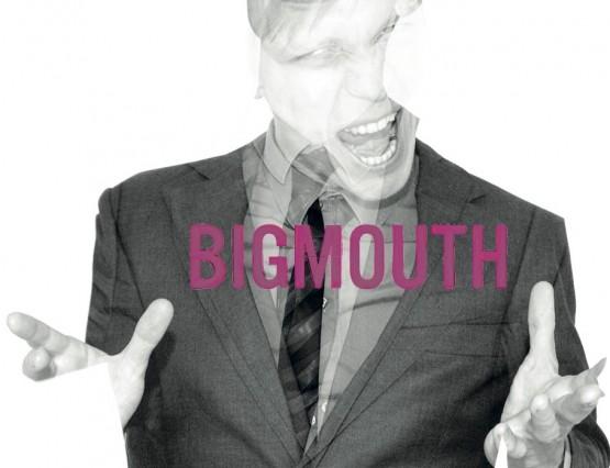 Bigmouth Smallwar beeld