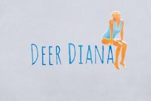 Dear Diana affiche